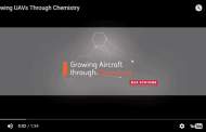 Growing UAVs and aircraft from a molecular level upwards