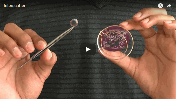 Interscatter communication enables first-ever implanted
