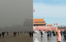 Researchers show that polluted air can transmit bacteria resistant to our most powerful antibiotics