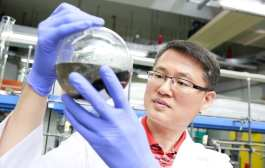 New water-splitting catalyst almost as efficient as platinum