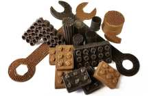 The ability to 3D-print structures with simulants of Martian and lunar dust