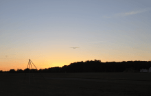 Soaring with solar for UAVs