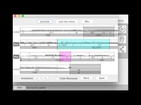 VoCo software can edit voices like text