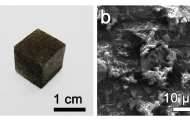 3-D printed graphene foam could yield industrially useful quantities of bulk graphene