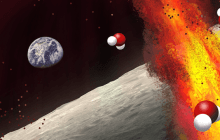 New evidence for a lot of water in the Moon's interior