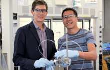 Copper can turn carbon dioxide into ethanol without using corn or other plants