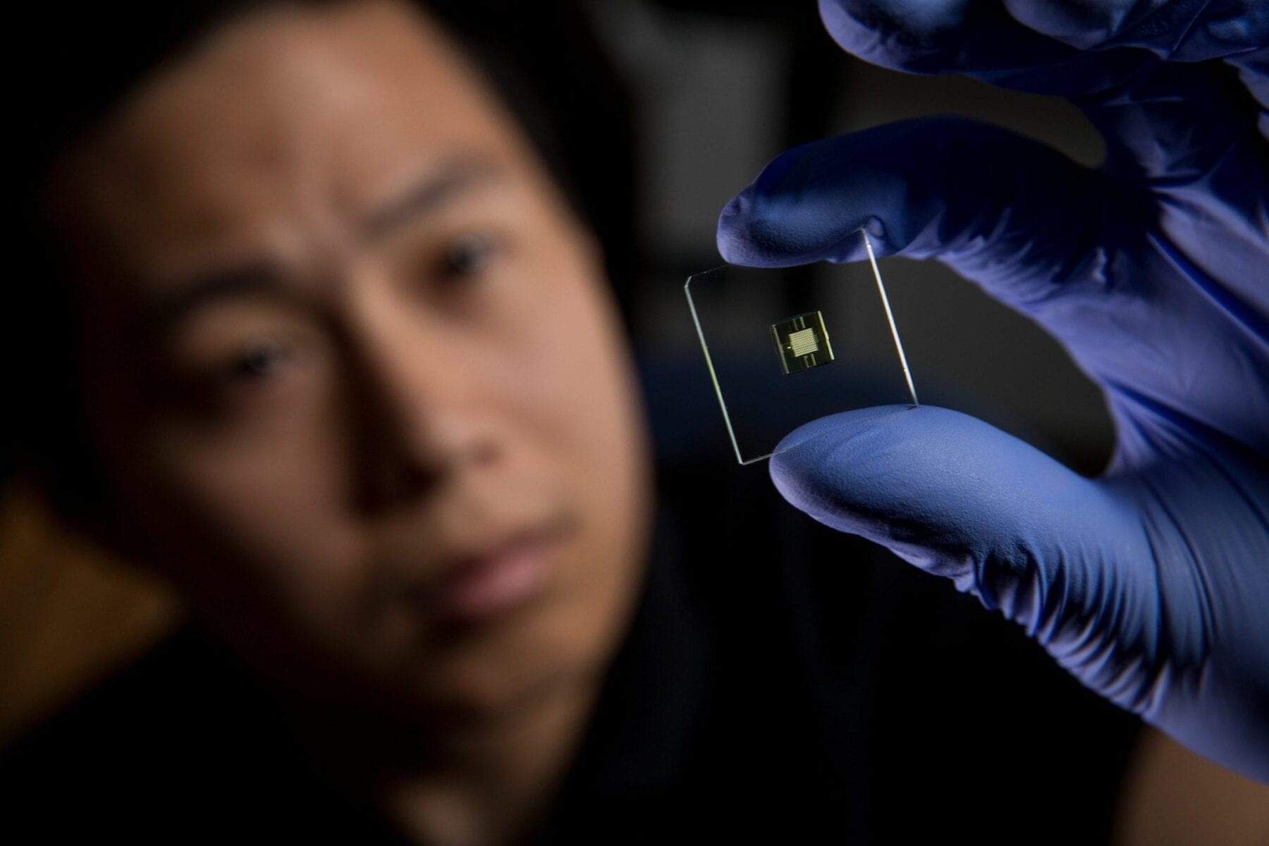 First 3D printed truly microfluidic lab-on-a-chip device