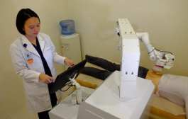 Can a robot masseuse be as good, or better, than a human?