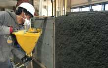 Earthquake-resistant concrete sees its first real-life application