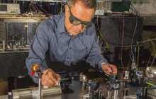 Communicating via quantum radio in difficult places