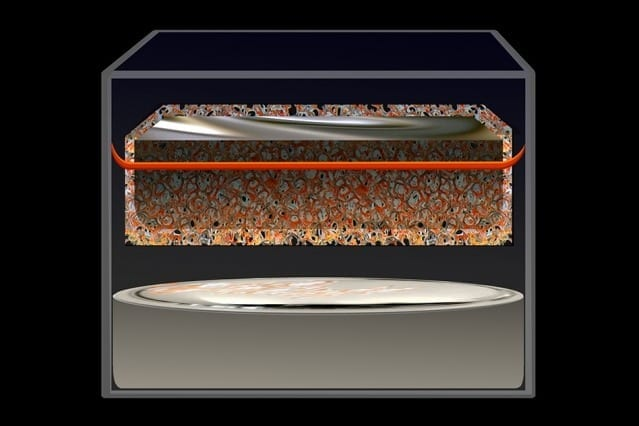 New metal-mesh membrane could solve longstanding problems and lead to inexpensive power storage