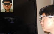 """4-D goggles that allows wearers to be physically """"touched"""" by a movie"""