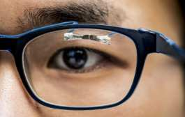 Tissue paper – similar to toilet tissue – has been turned into a new kind of wearable sensor that can detect a pulse, a blink of an eye and other human movement