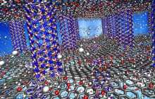 Unprecedented hydrogen storage capacity in white graphene nanomaterials