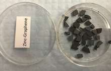 More efficient fertilizers using graphene as a carrier