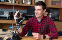 Bringing a sense of touch and pain to prosthetic hands