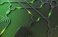 A quantum silicon computer chip that uses light