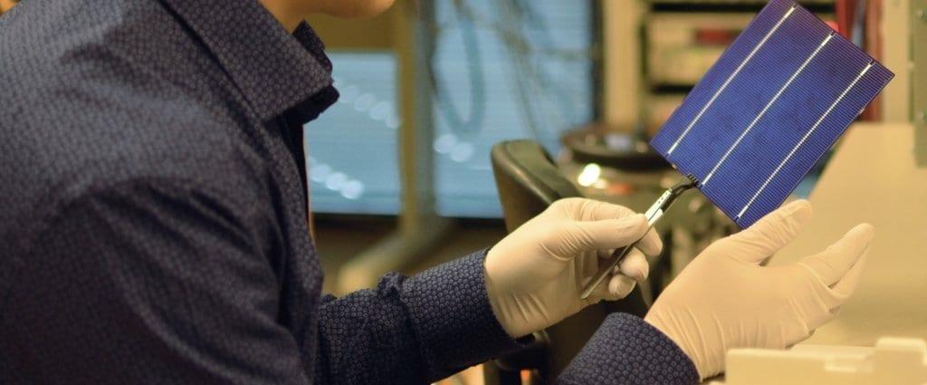 Znalezione obrazy dla zapytania silk photovoltaic lab