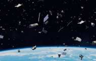 New space debris removal technology: Plasma Thruster
