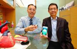 A smart handheld diagnostic device could allow early intervention for people with congestive heart failure