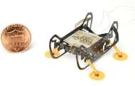 New robots with sticky feet can inspect complex machines without taking them apart