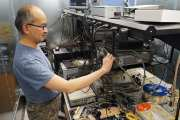 A device that could serve as the backbone of a future quantum Internet