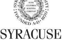 Syracuse University (SU)