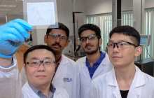 New water-absorbing hydrogel harnesses air moisture for multiple applications