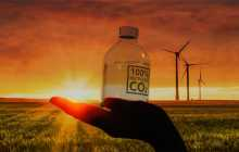 A new catalyst that converts CO2 and hydrogen into methanol