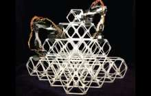 Making large structures from little pieces with assembler robots