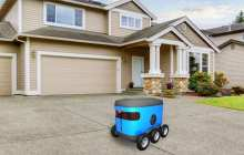 A new navigation method may speed up autonomous last-mile delivery