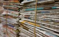 Using old newspapers to grow carbon nanotubes on a large scale