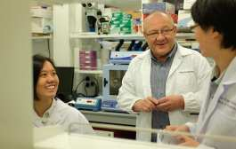 Could microorganisms living in the gut alter or even slow down the ageing process?