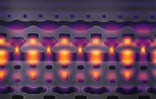 Latest in miniaturization: Particle accelerator on a chip