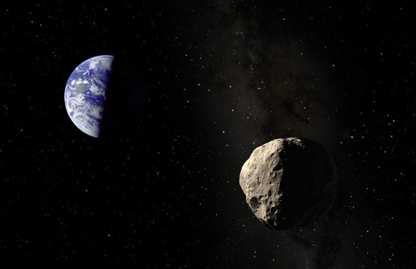 Protecting Earth from asteroid impact with a tethered diversion via The Planetary Society