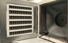 A nickel-foam air filter can kill Covid-19