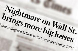 2008 deflation