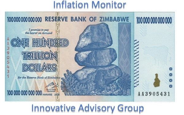 inflation monitor - January 2016