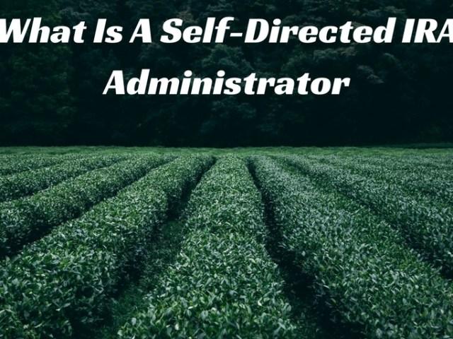 self directed ira administrator