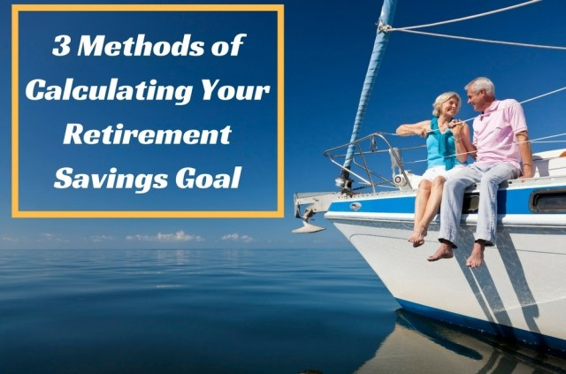 Calculate Retirement Savings