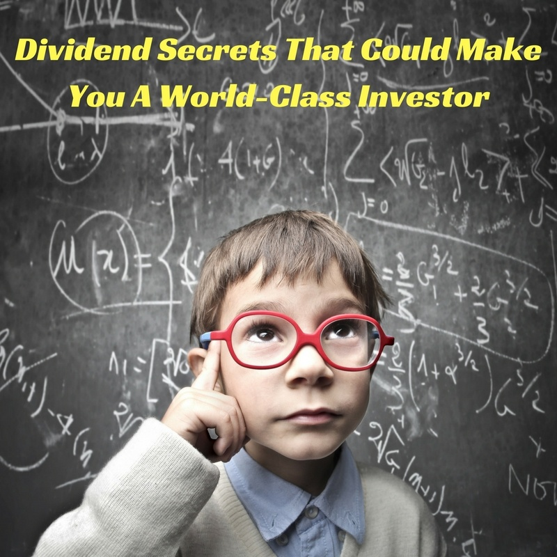 These 3 Secrets Could Help You Become a World Class Investor