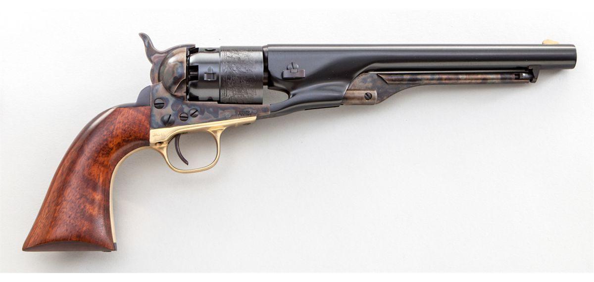 Multi-Shot Revolver