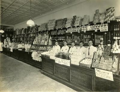 Grocery Store Chain / Mass Retailer