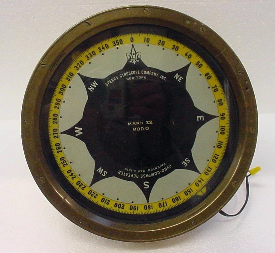 Gyroscopic Navigation (Autopilot)