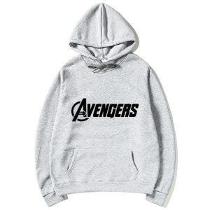 2019 New Design Men Hipster Marvel Avengers 4 Lertter Print Sweatshirts Men Funny Solid Cotton Swag Innrech Market.com