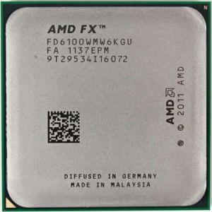 AMD FX 6100 3 3GHz Six Core FX Series Socket AM3 CPU Processor Innrech Market.com