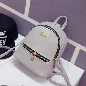 Hot Fashion Women Girls Mini Backpack Leather Shoulder School Rucksack Ladies Holiday Travel Bag 2019 New Innrech Market.com