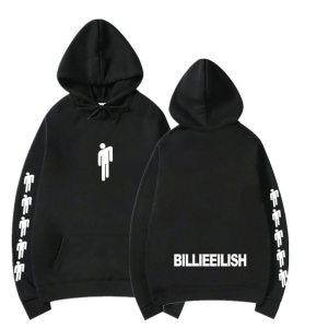 Hot Sale Billie Eilish Print Hooded Men Women Popular Clothes 2019 Harajuku Casual Hoodies Kpop Sweatshirt Innrech Market.com