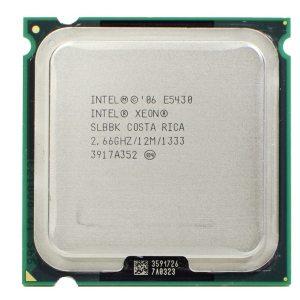 INTEL XEON E5430 SLANU SLBBK Processor 2 66GHz 12M 1333Mhz CPU Works on LGA775 motherboard Innrech Market.com