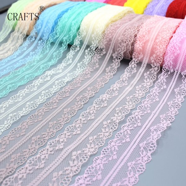 New 10 yards beautiful lace ribbon 3 8 cm wide DIY decoration accessories holiday decorations New! 10 yards beautiful lace ribbon, 3.8 cm wide, DIY decoration accessories, holiday decorations
